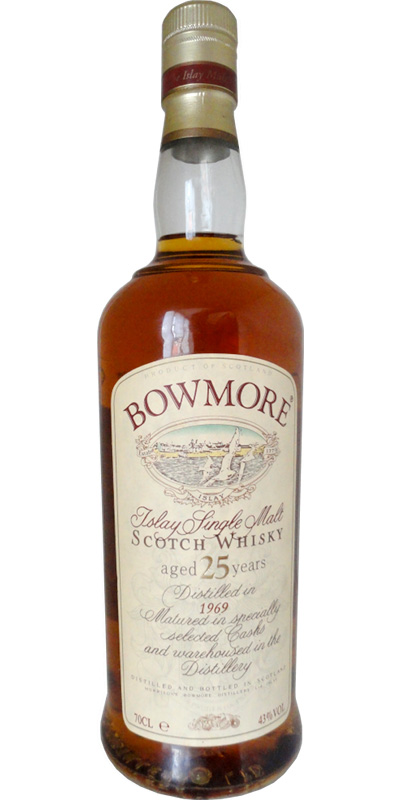 Bowmore 1969