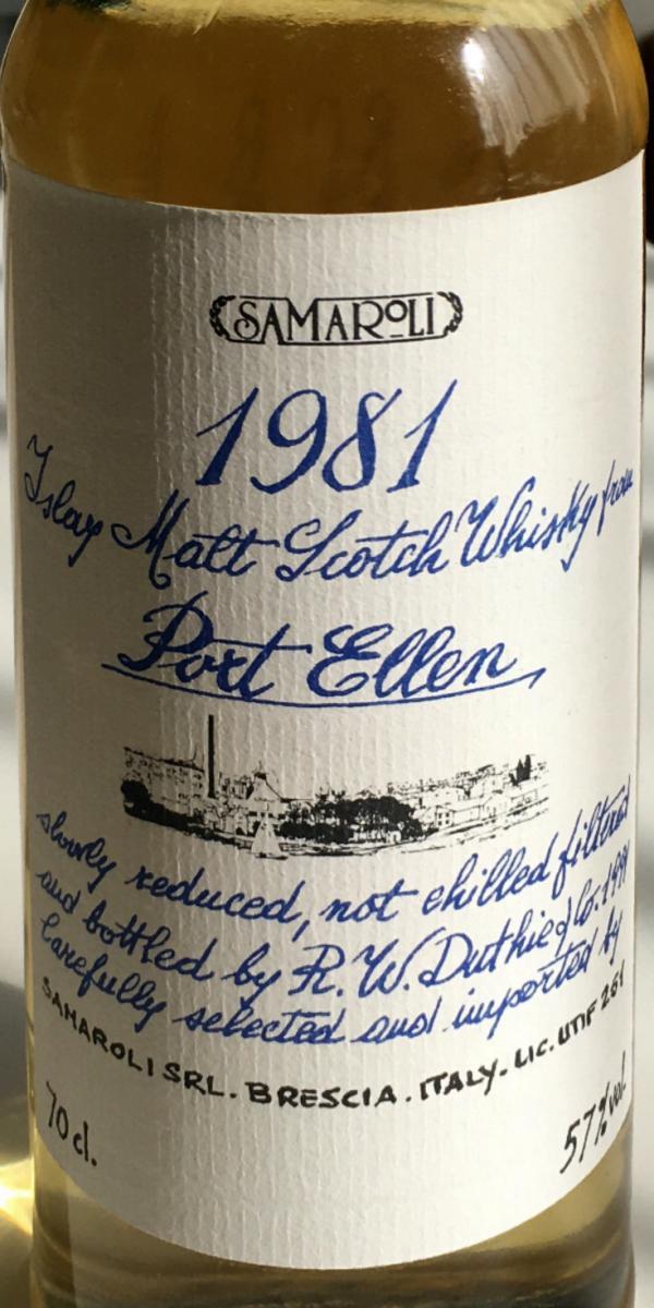 Port Ellen 1981 RWD