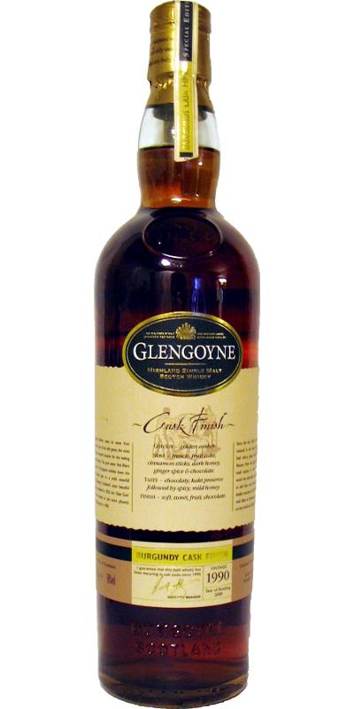 Glengoyne 1990