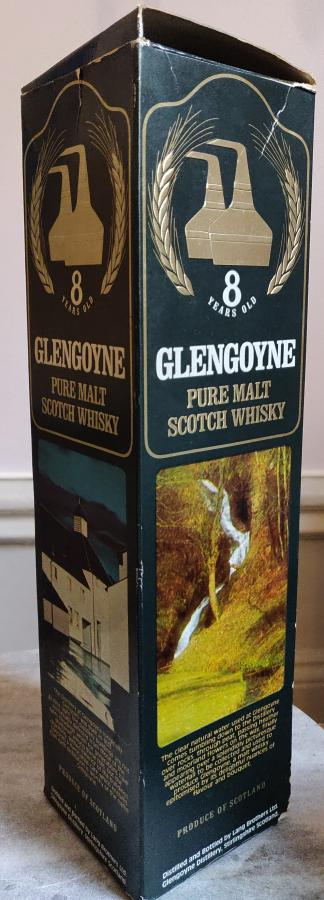 Glengoyne 08-year-old