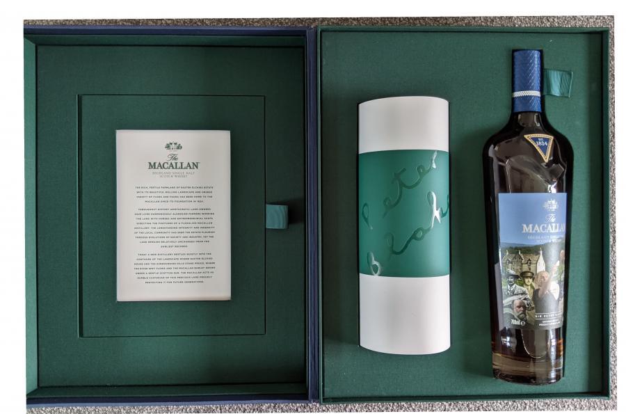 Macallan An Estate, A Community And A Distillery