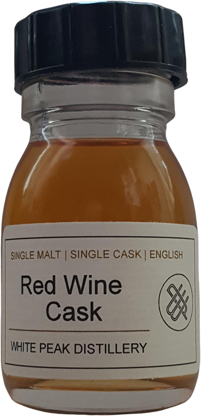 White Peak Red Wine Cask