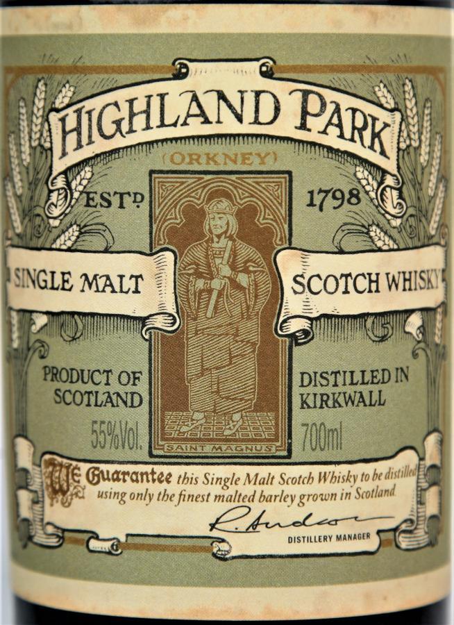 Highland Park Saint Magnus