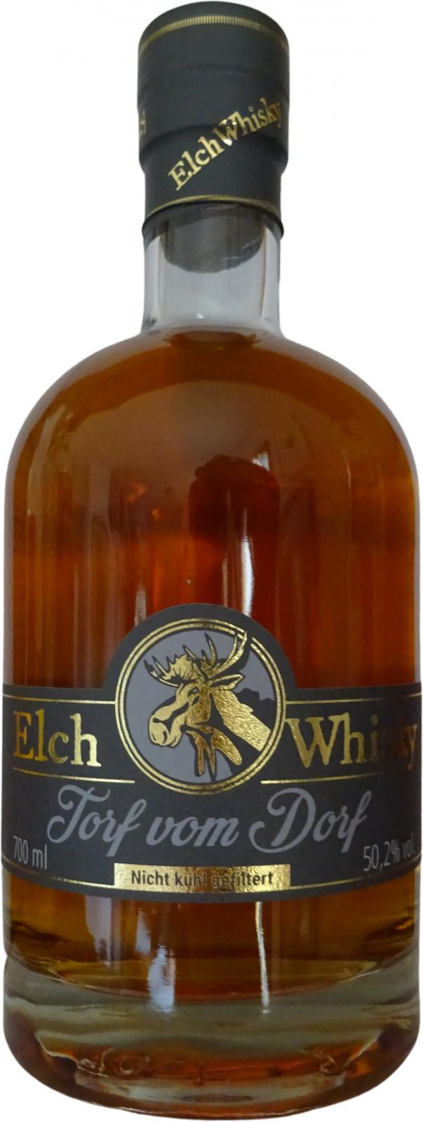 Elch Whisky Torf vom Dorf