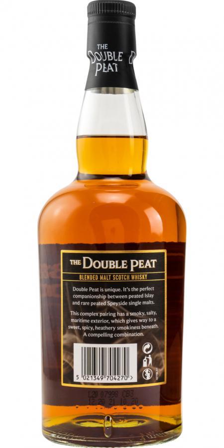 The Double Peat Blended Malt Whisky
