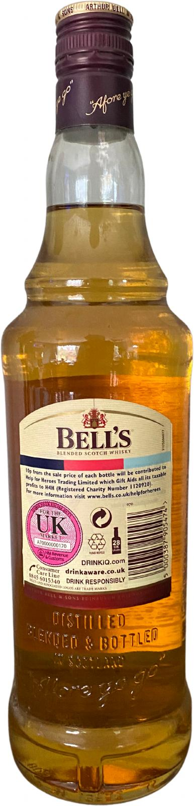 Bell's Help for Heroes