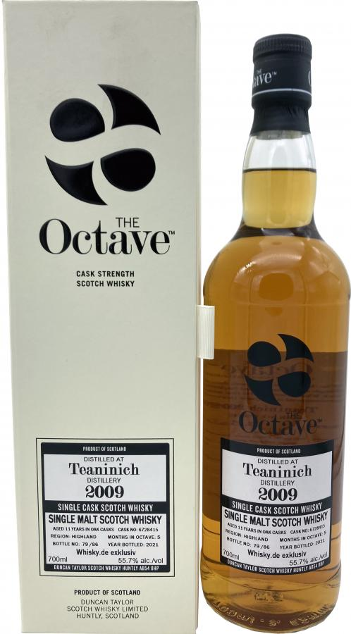 Teaninich 2009 DT