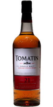 Tomatin 21-year-old