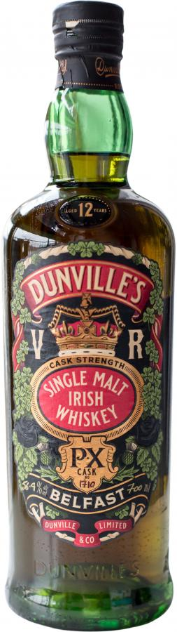 Dunville's 12-year-old