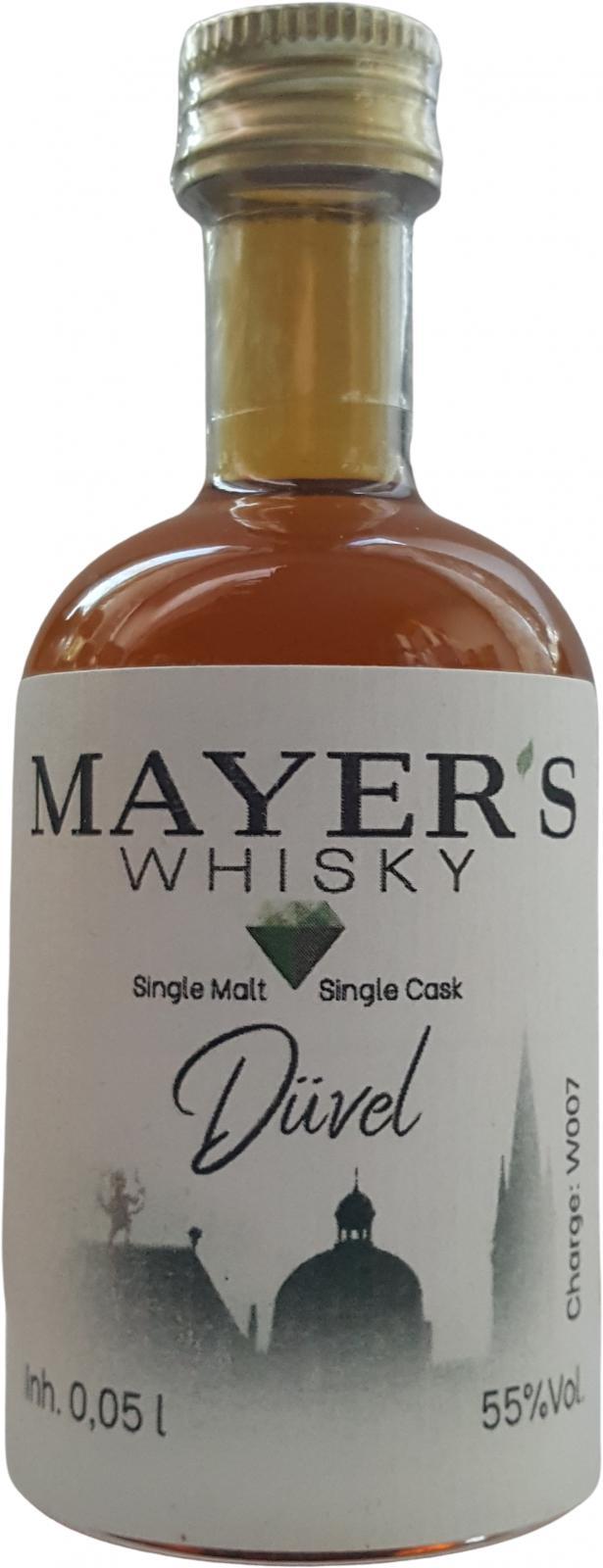 Mayer's 2017