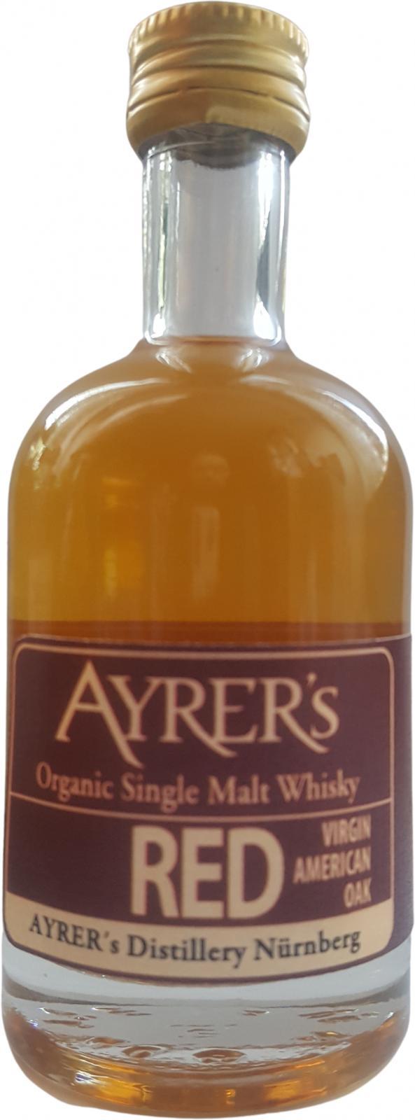 Ayrer's Red