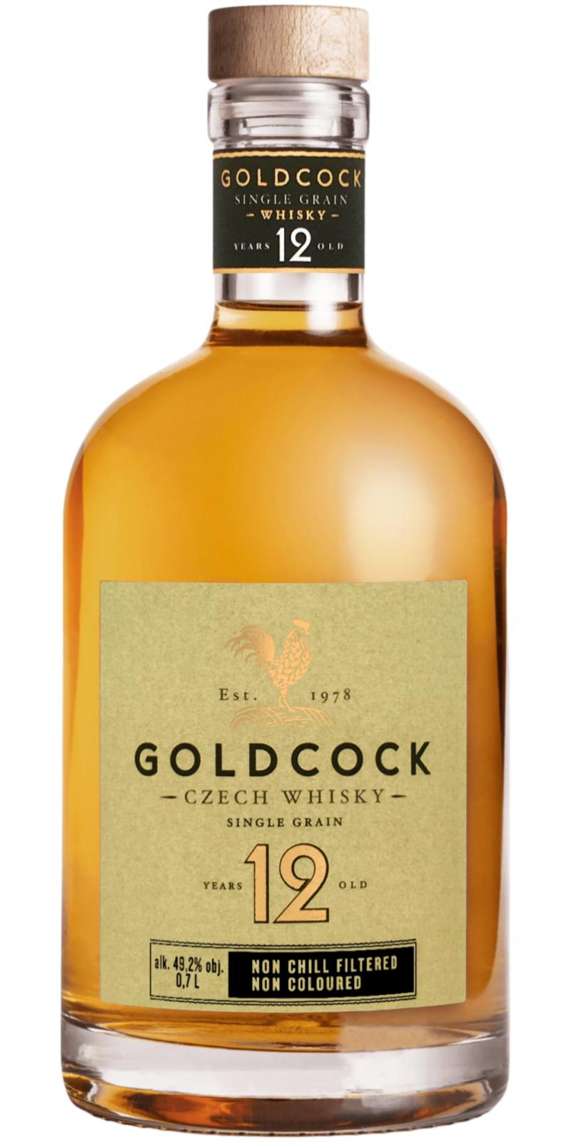Gold Cock 12-year-old