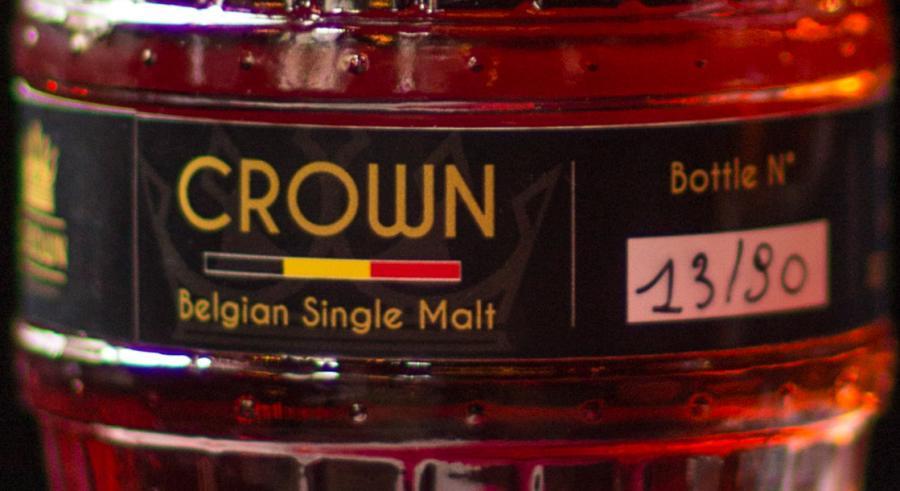 Crown Belgian Single Malt