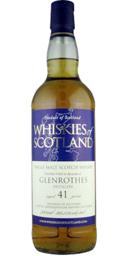 Glenrothes 1968 SMD