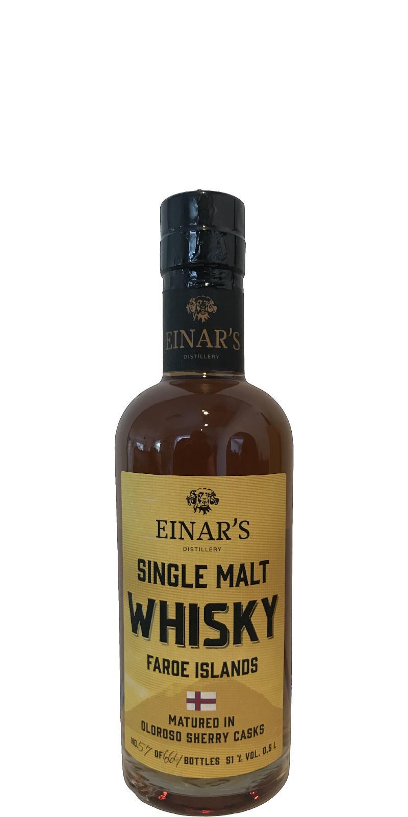 Einar's 2017