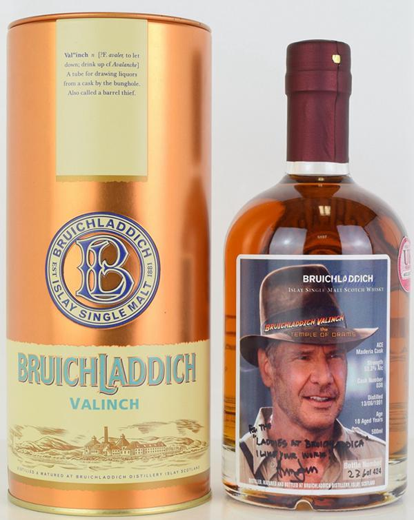 Bruichladdich 1991 Valinch