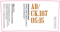 Ardnamurchan 2015 AD/CK.187 05:15