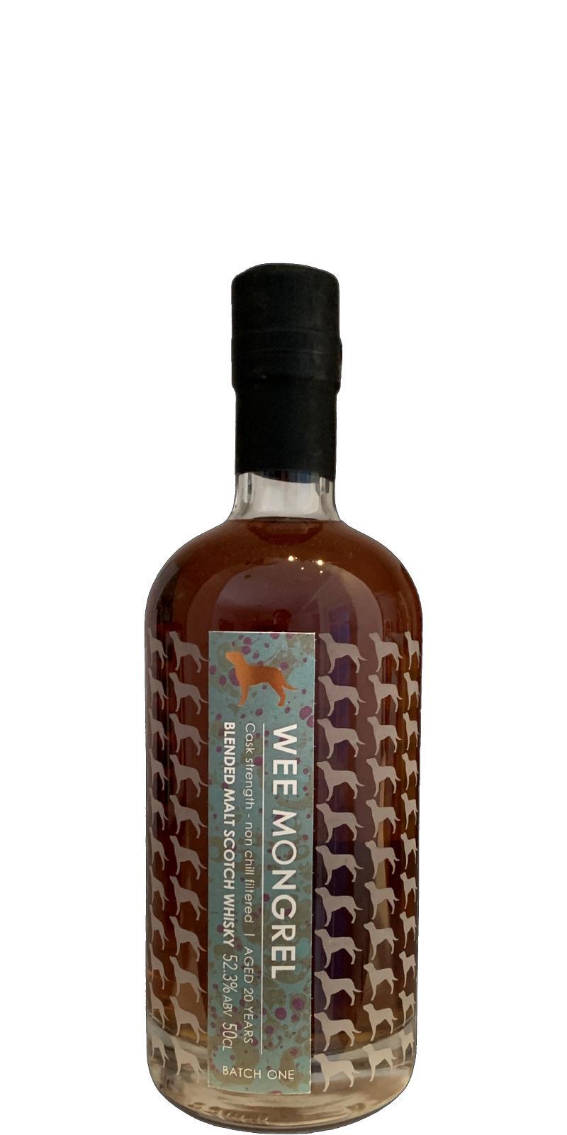 Blended Malt Scotch Whisky 20-year-old LBDS