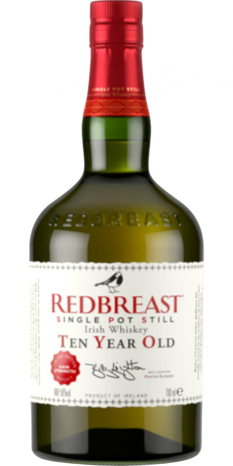 Redbreast 10-year-old