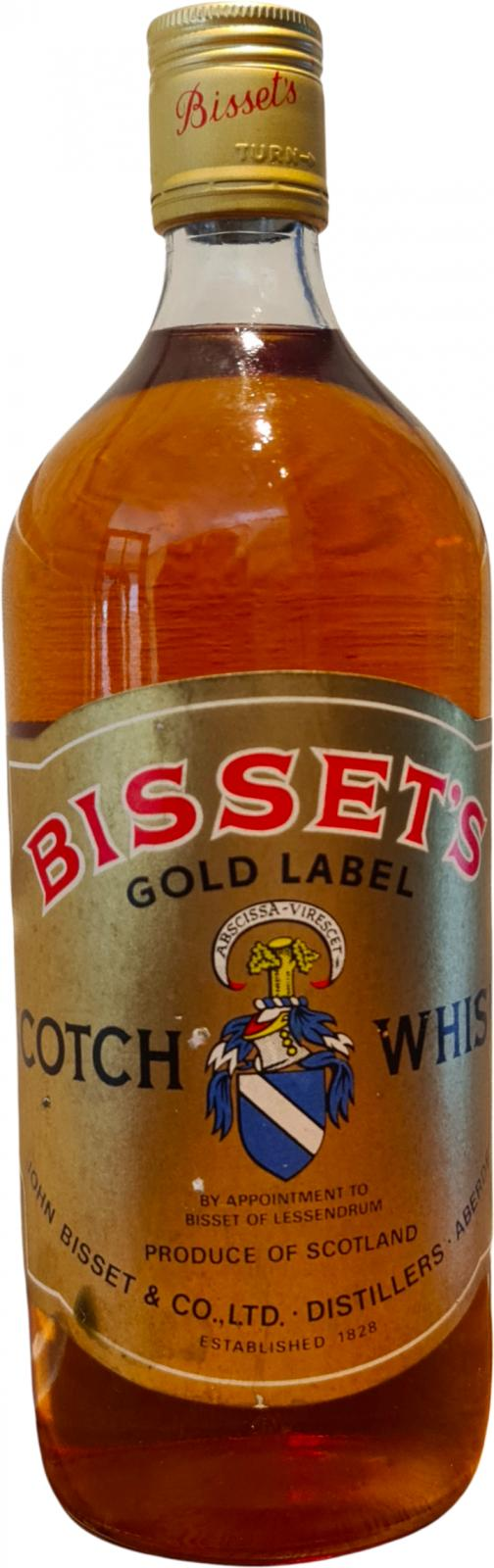 Bisset's Gold Label