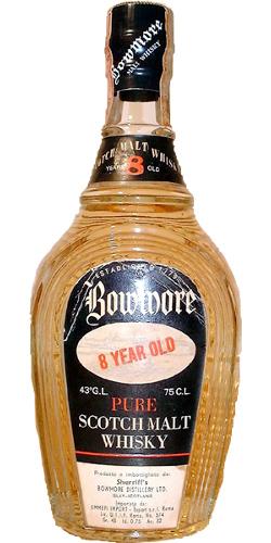 Bowmore 08-year-old Sherriff's