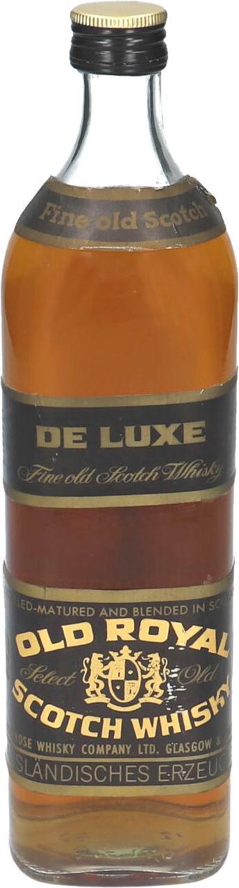 Old Royal De Luxe