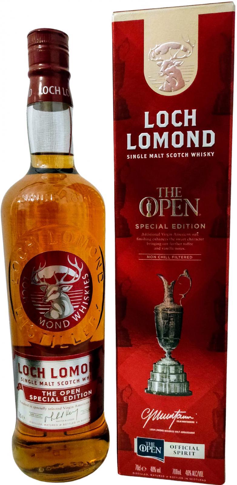 Loch Lomond The Open - Special Edition
