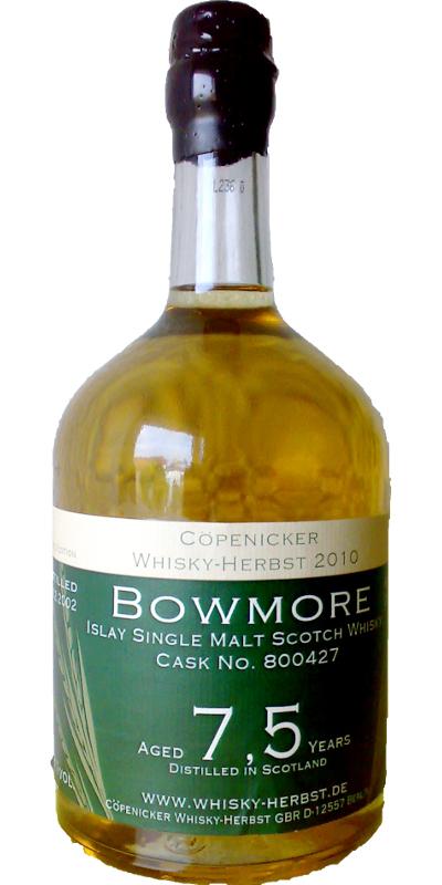 Bowmore 2002 Wk