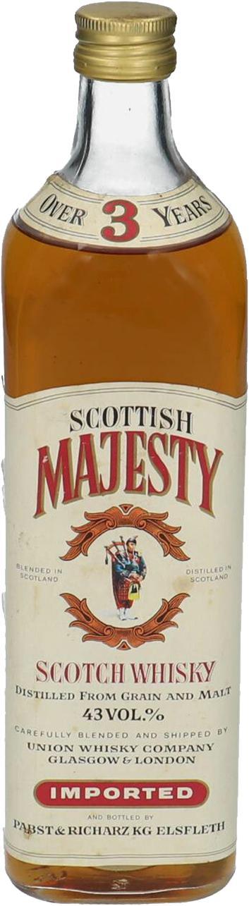 Scottish Majesty 03-year-old