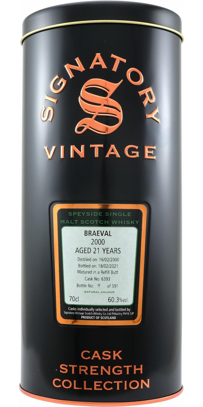 Braeval 2000 SV