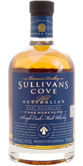 Sullivans Cove Port Maturation