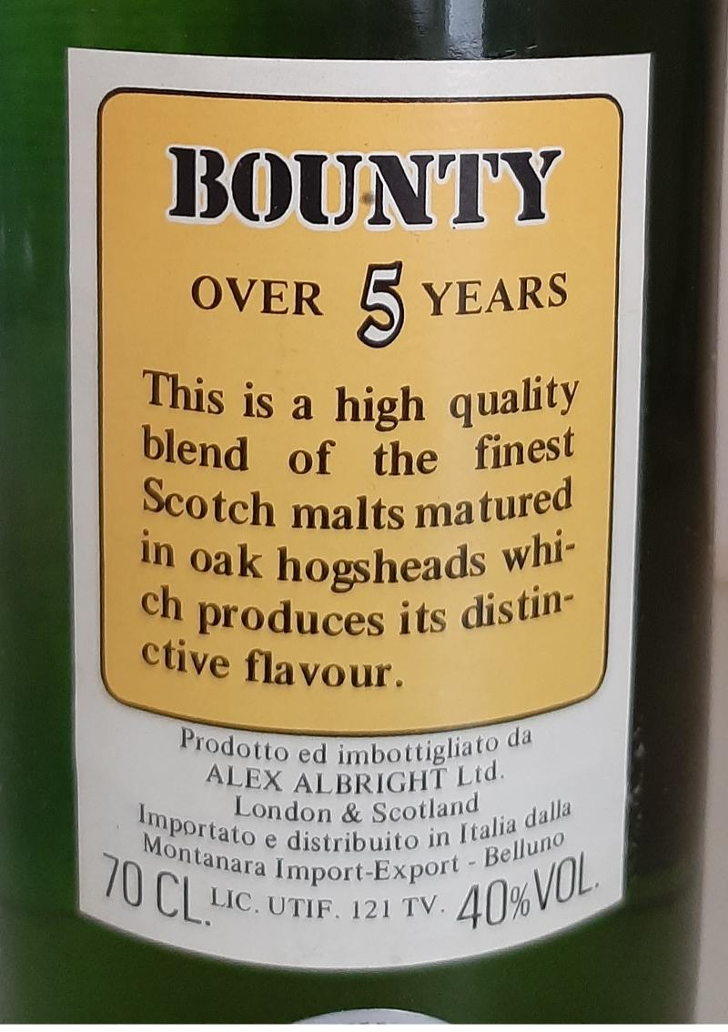 Bounty 05-year-old