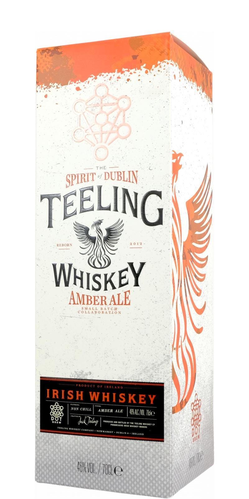 Teeling Amber Ale