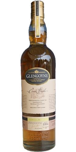 Glengoyne 1994 Cornalin Finish