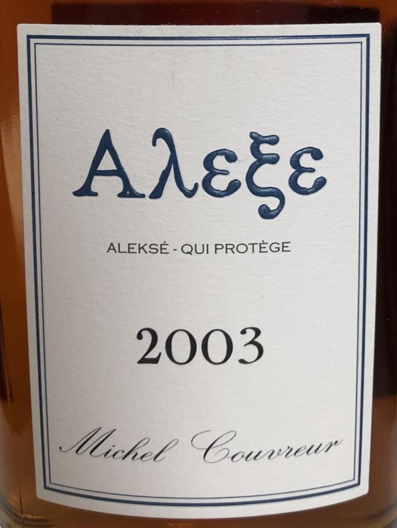 Michel Couvreur Aleksé MCo