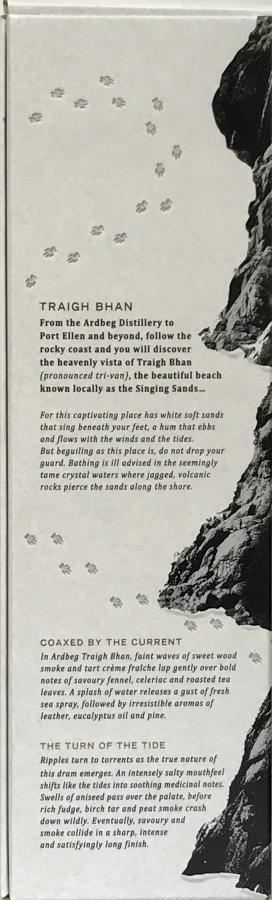 Ardbeg Traigh Bhan Batch 2