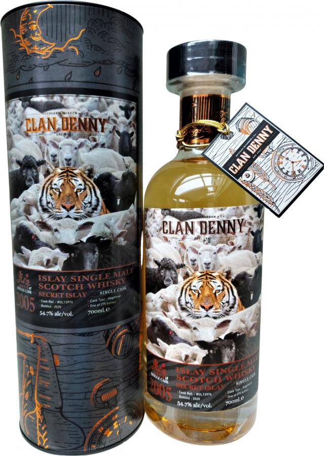 Clan Denny 2005 McG