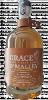 Grace O'Malley Rum Cask Irish Whiskey