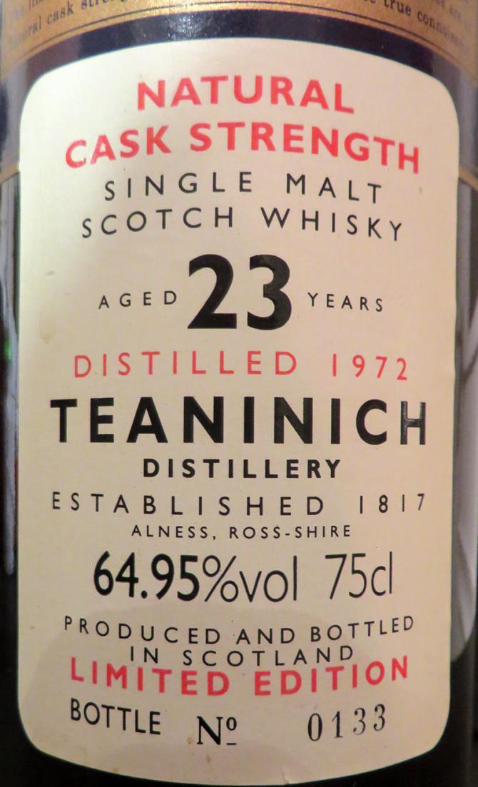 Teaninich 1972