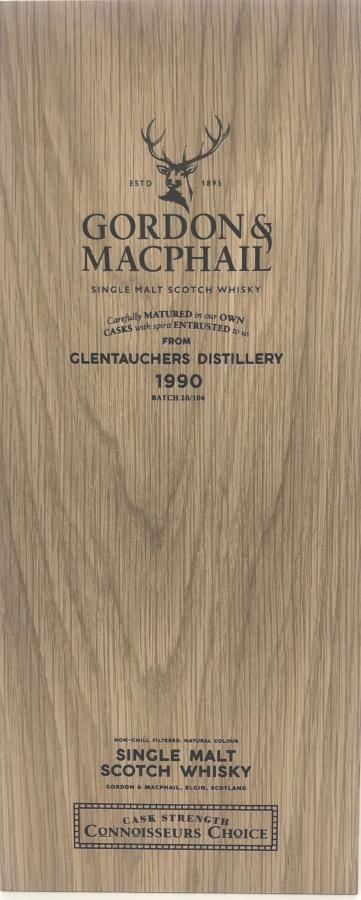 Glentauchers 1990 GM