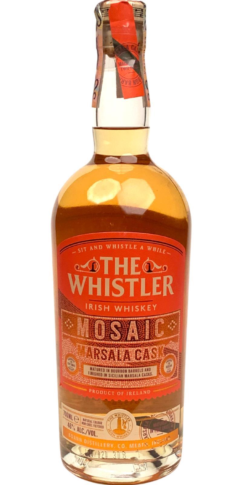 The Whistler Mosaic BoD