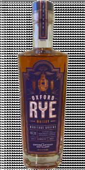 The Oxford Artisan Distillery Oxford Rye Whisky