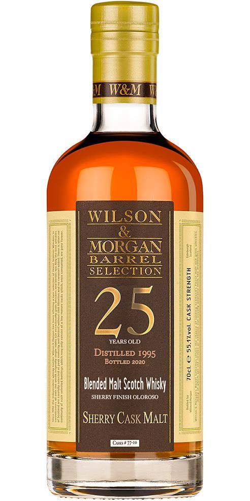 Blended Malt Scotch Whisky 1995 WM