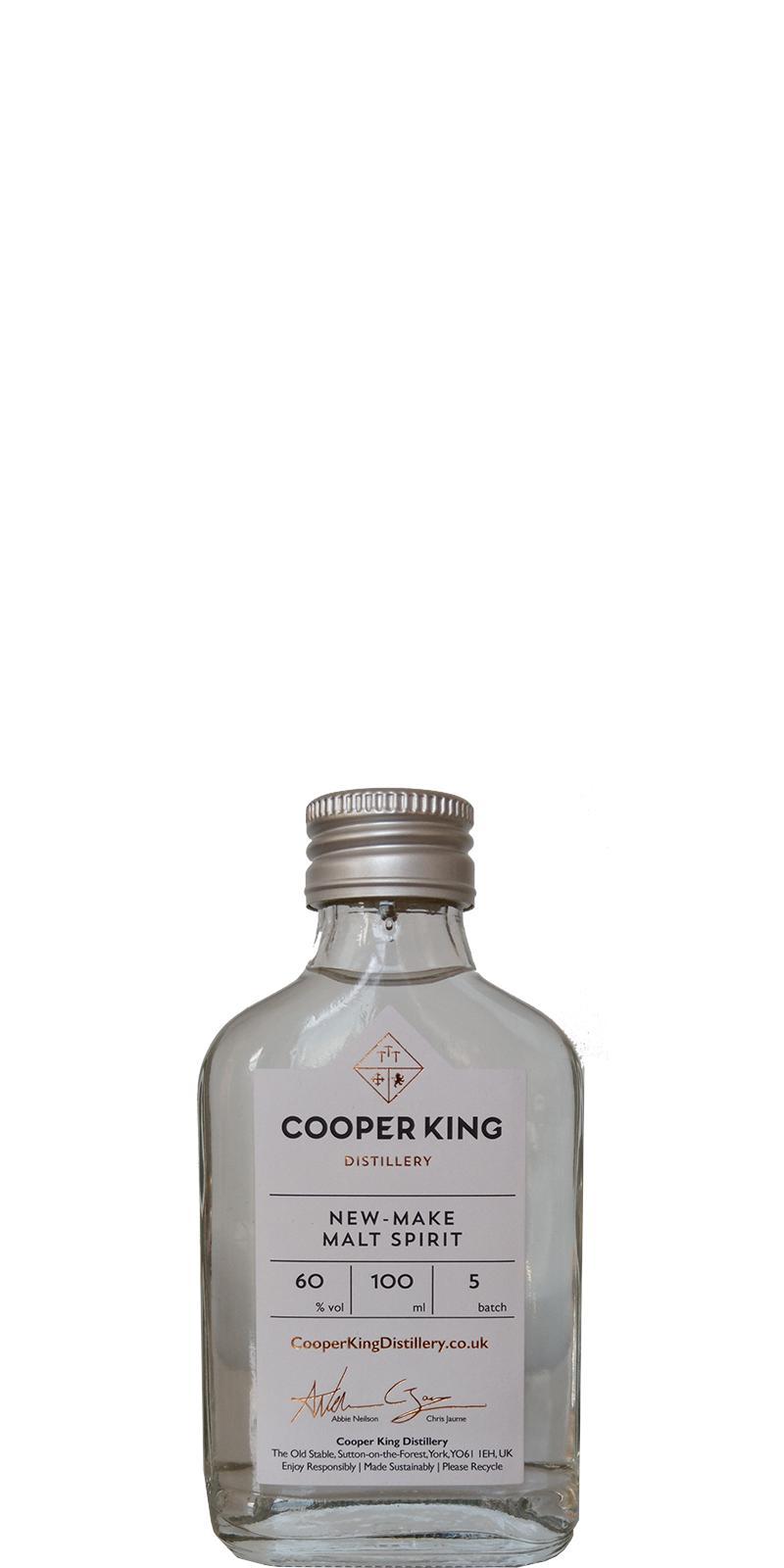 Cooper King New-Make