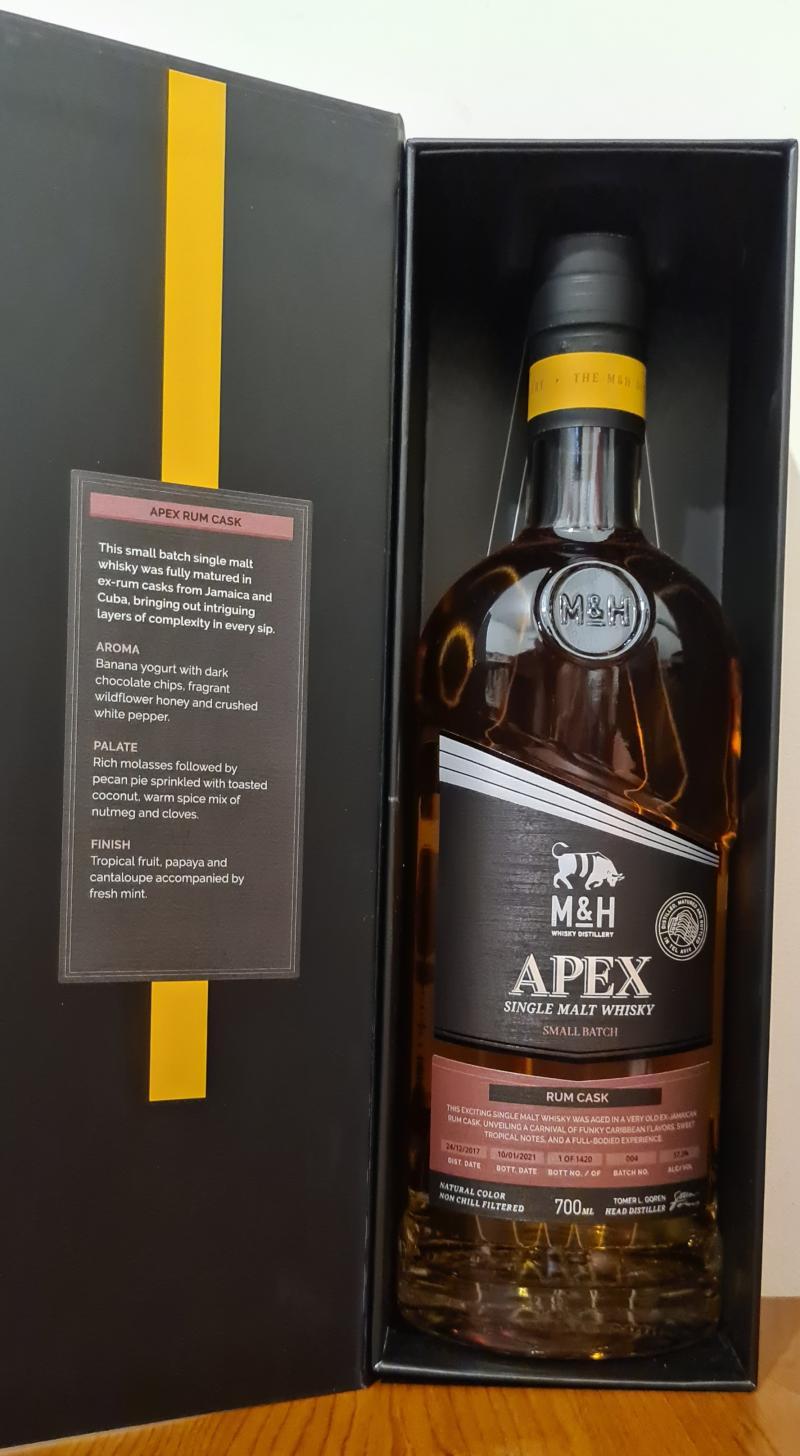M&H 2017 - APEX