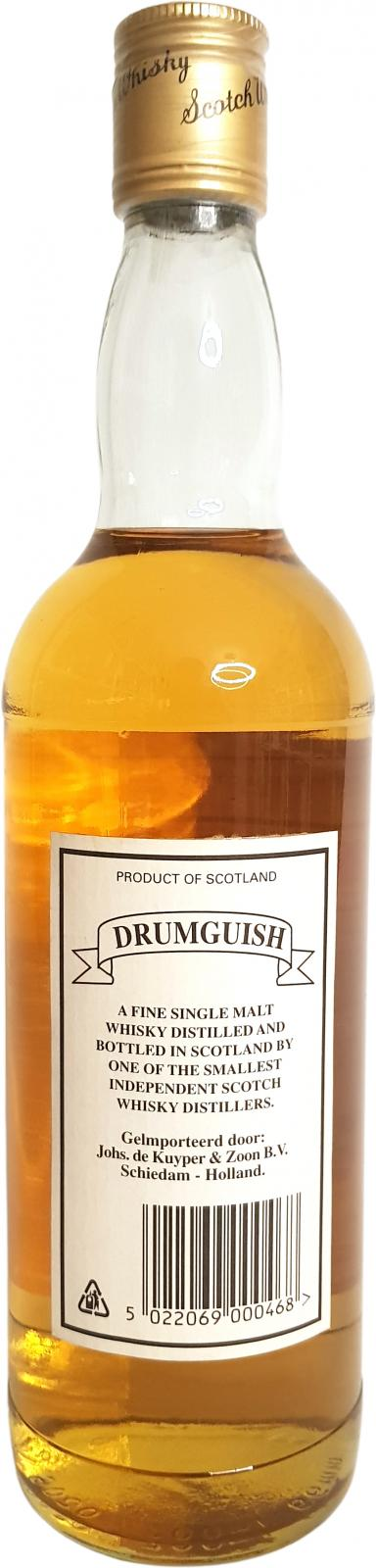 Drumguish Single Highland Malt
