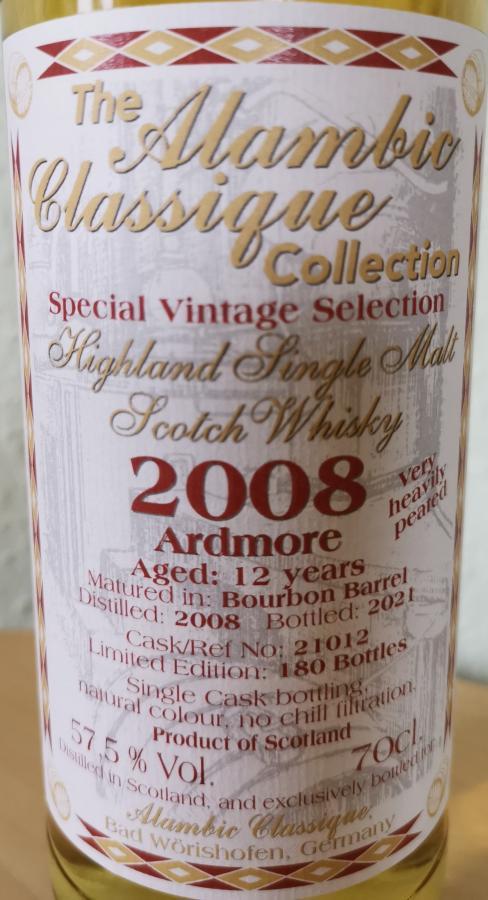 Ardmore 2008 AC
