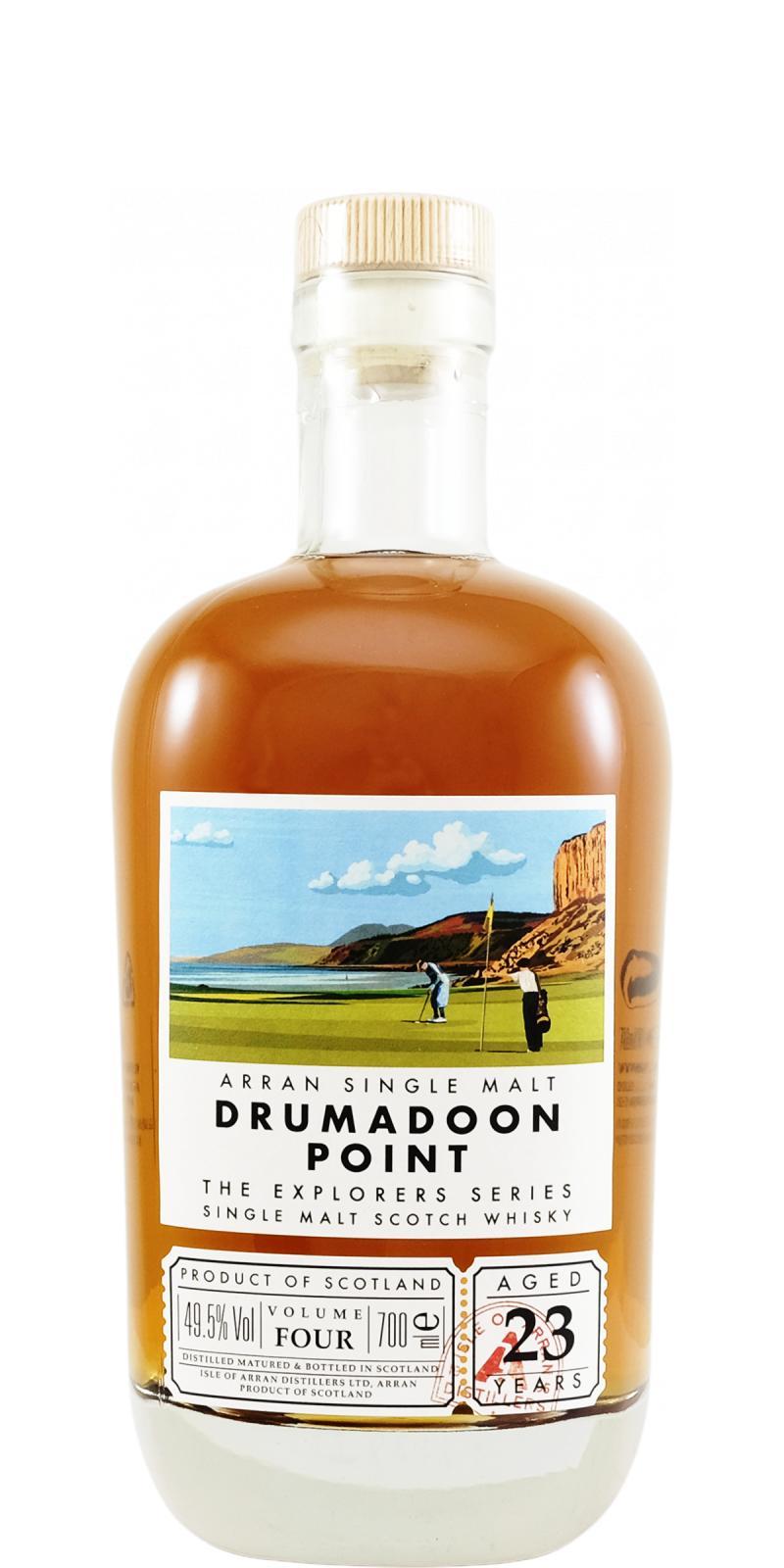 Arran Drumadoon Point