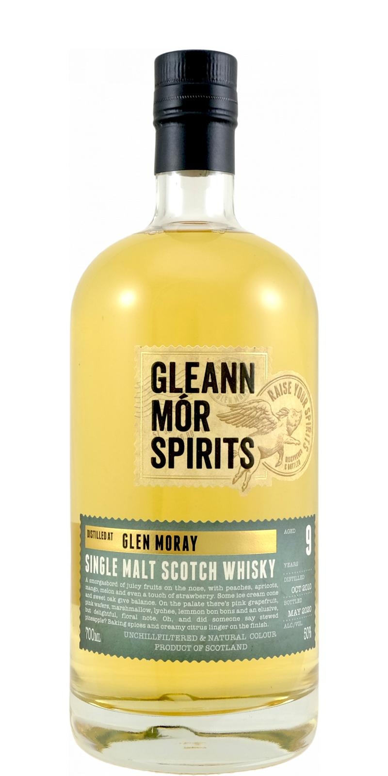 Glen Moray 2010 GlMo
