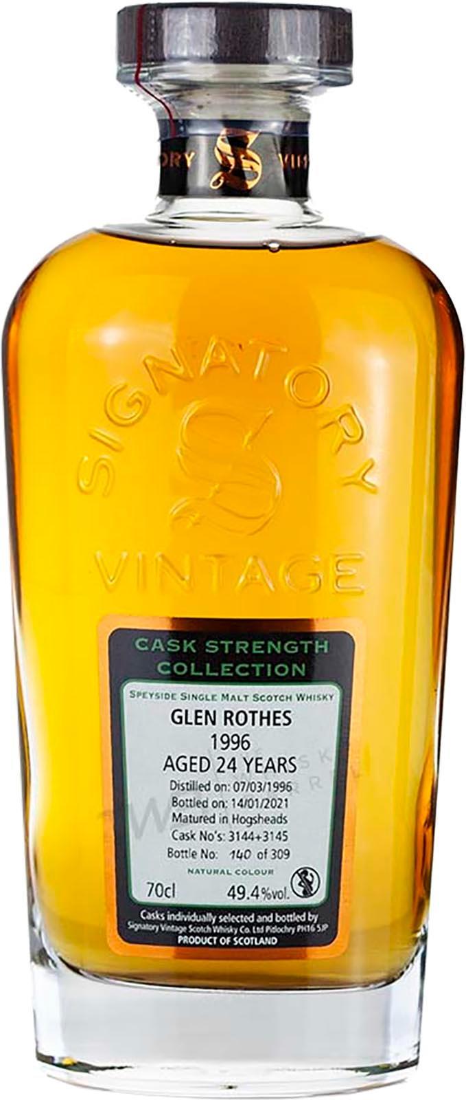 Glenrothes 1996 SV